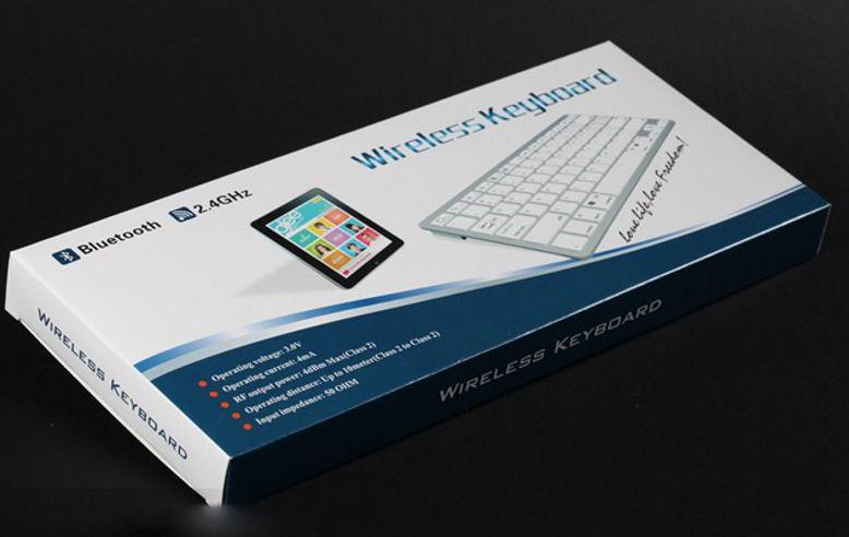 клавиатура ipad