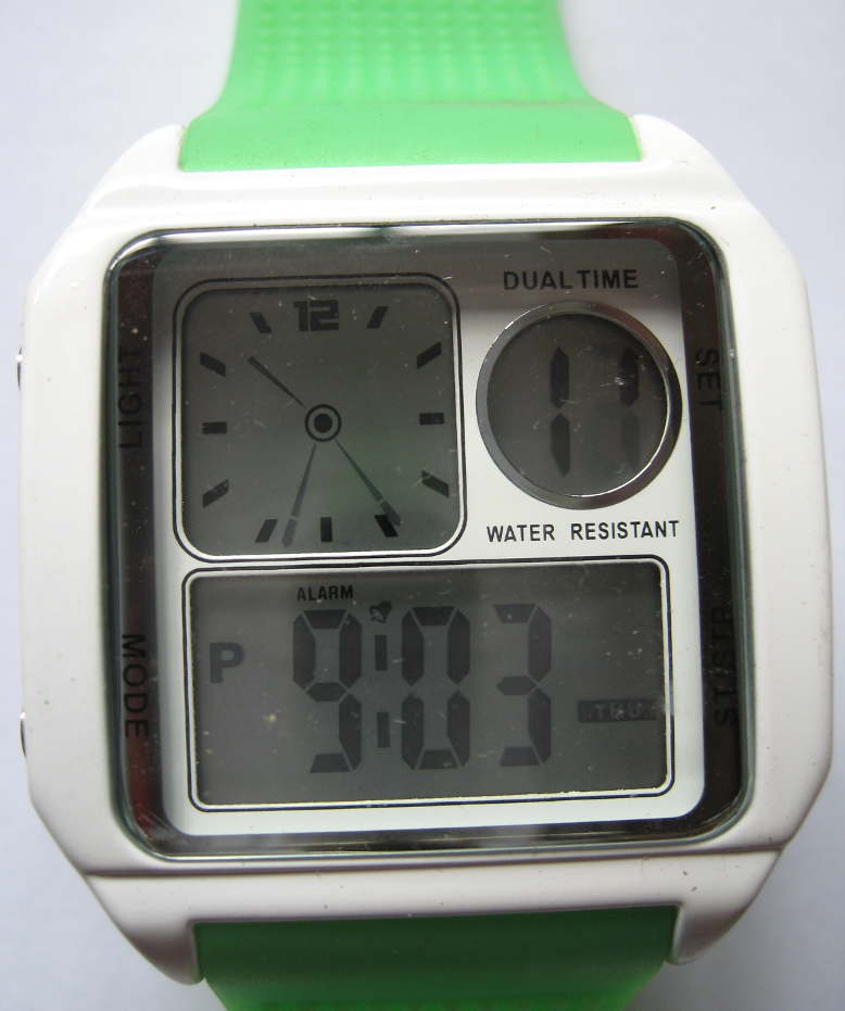 китайские электронные часы