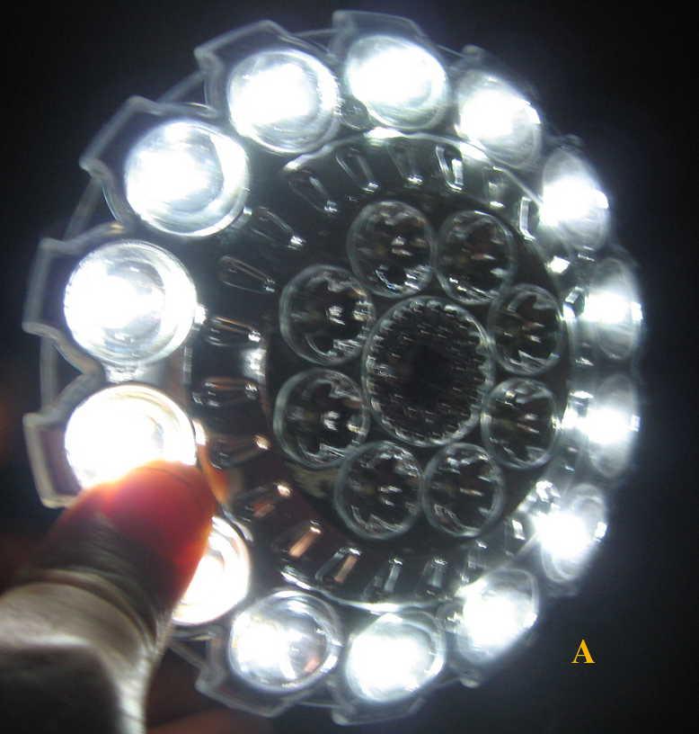 led лампа 220v