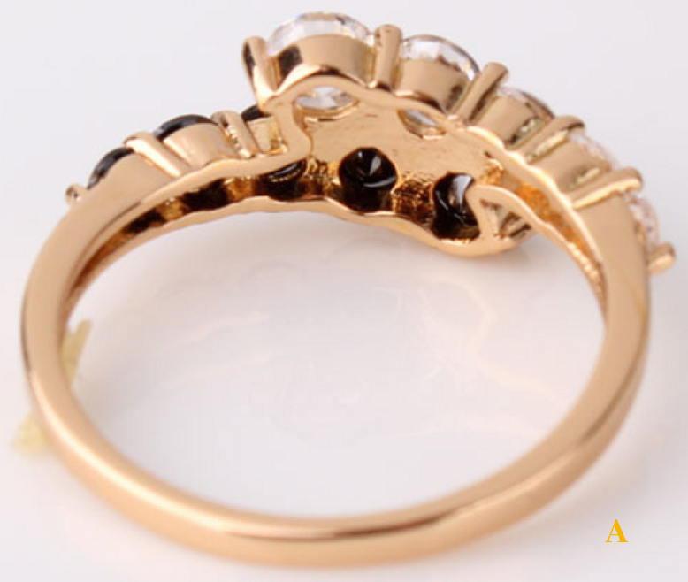 дешевое кольцо