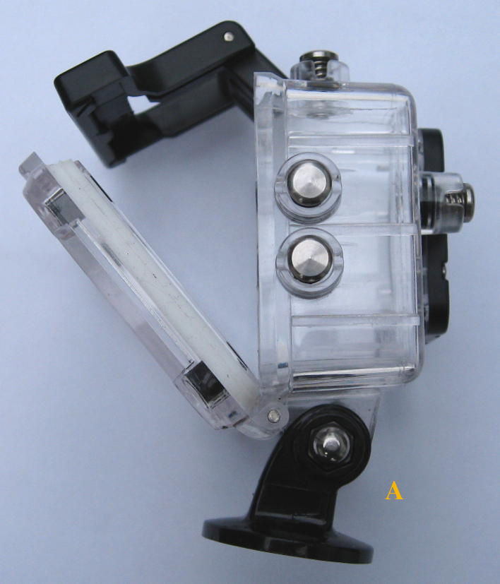 бокс китайской экшн камеры