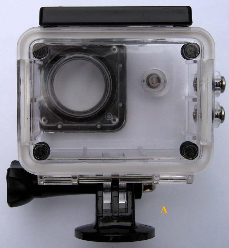 защитный бокс китайской экшен камеры