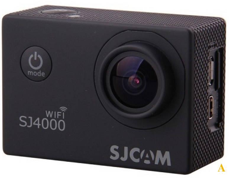 китайская экшн камера