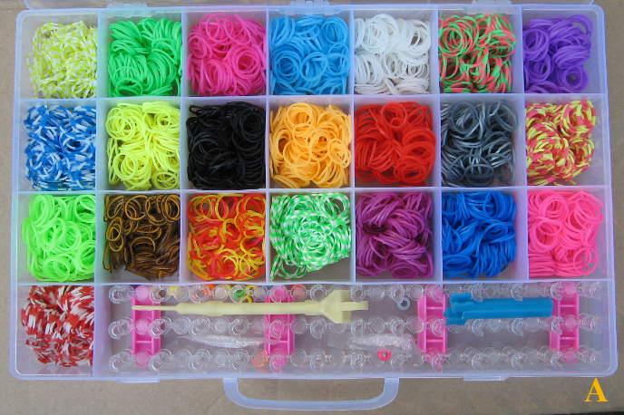 резинки для браслетов