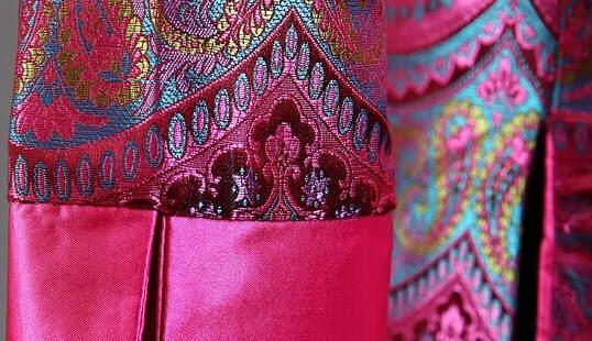 китайский стиль одежды